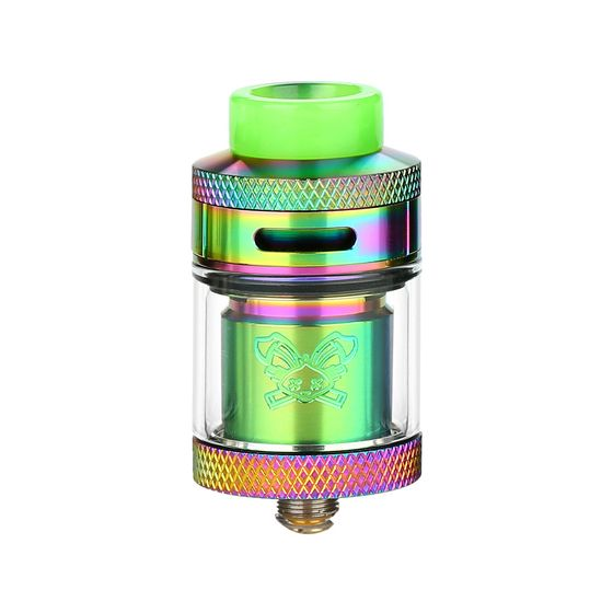 Hellvape Dead Rabbit RTA 2ml  Color: Rainbow | Type: 2ml TPD Editon for UK/Spain for wholesale