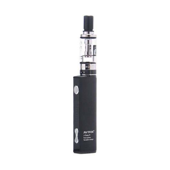 authentic JUSTFOG Q16 Starter Kit 900mAh Color: Black | Type: TPD Version