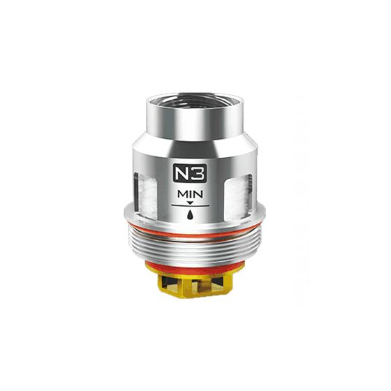 authentic VOOPOO UFORCE Replacement Coil 5pcs Resistance: N3 0.2ohm   Type: TPD Version