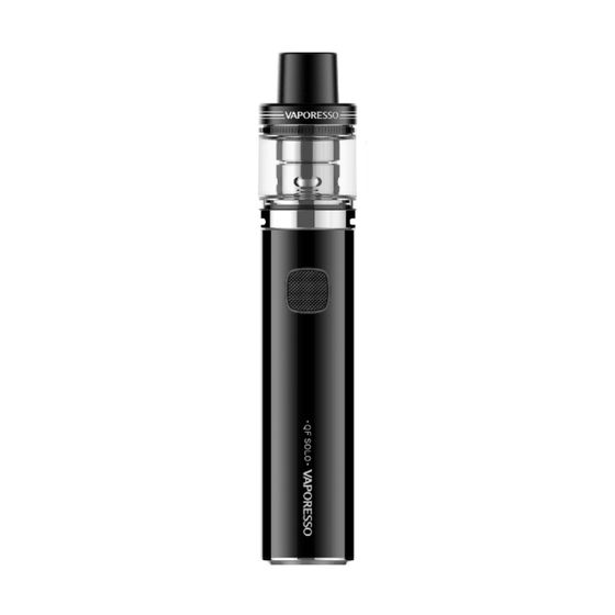 shop online Vaporesso Sky Solo Plus Starter Kit 3000mAh Color: Black | Type: 2ml TPD Edition