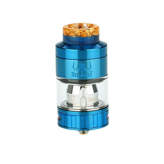 Hellvape Hellbeast Subohm Tank 2ml Color: Blue | Type: 2ml TPD Edition wholesale