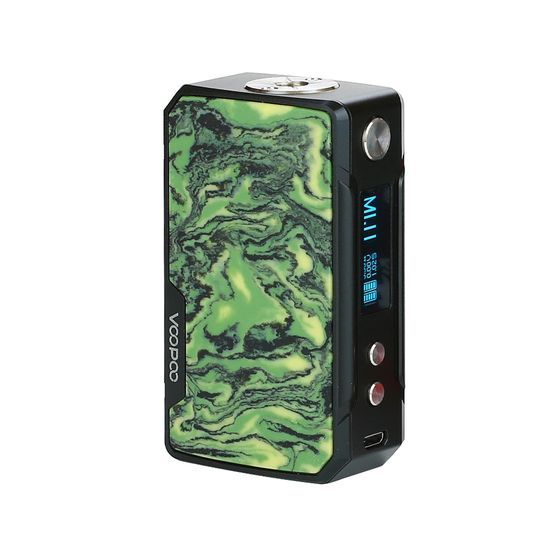 low price VOOPOO Drag Mini 117W TC Box MOD 4400mAh Color: B-Atrovirens | Type: TPD Edition