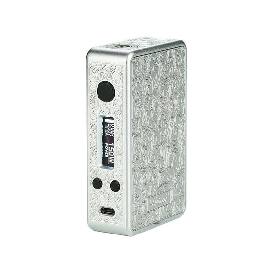 Hotcig R150S TC Box MOD  Color: Silver wholesale