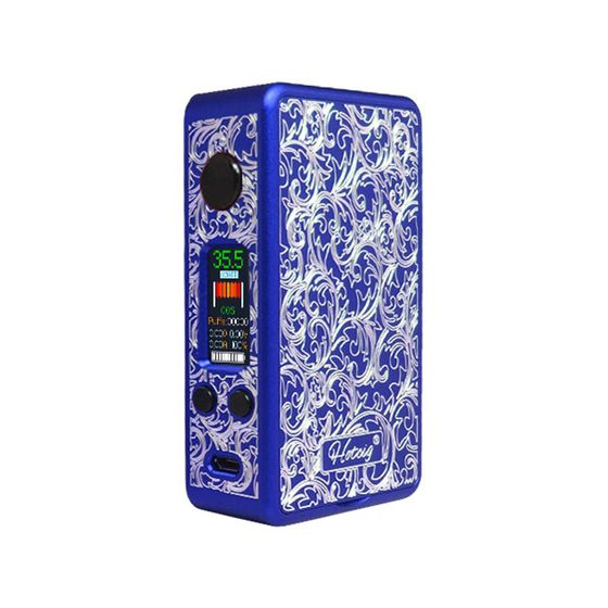 buy Hotcig R150S TC Box MOD  Color: Blue