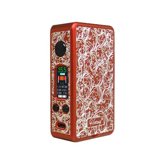 Hotcig R150S TC Box MOD  Color: Orange for wholesale