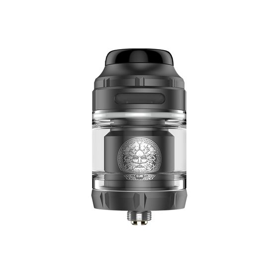 authentic GeekVape Zeus X RTA 2ml Color: Gunmetal | Type: 2ml TPD Edition