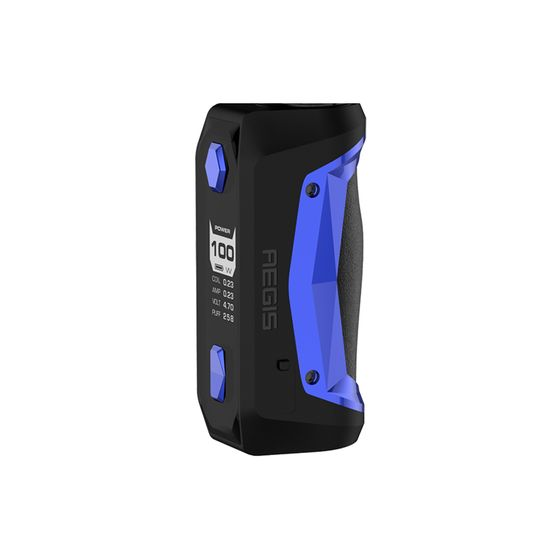 Geekvape Aegis Solo 100W TC Box MOD Color: Blue low price