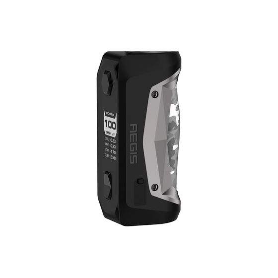 buy Geekvape Aegis Solo 100W TC Box MOD Color: Gunmetal