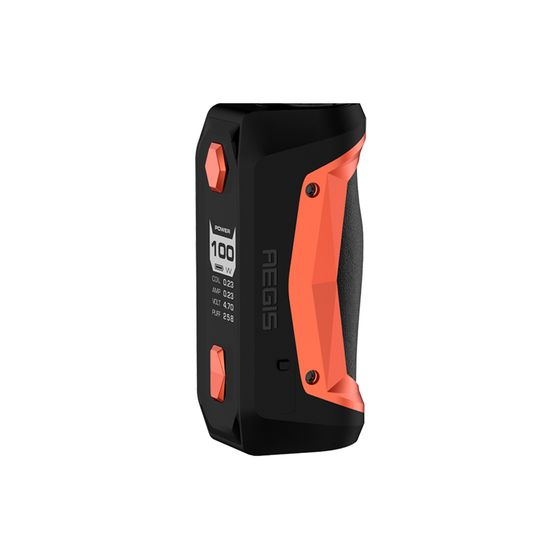 get Geekvape Aegis Solo 100W TC Box MOD Color: Orange