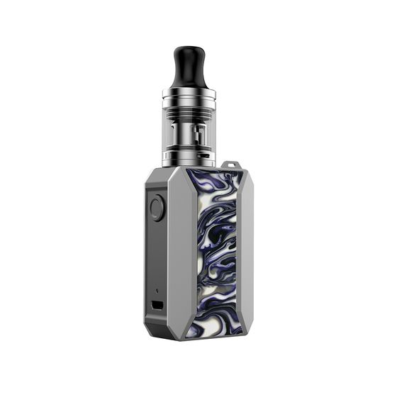 buy VOOPOO DRAG Baby Trio Starter Kit 1500mAh Color: Ultra Violet | Type: TPD Edition