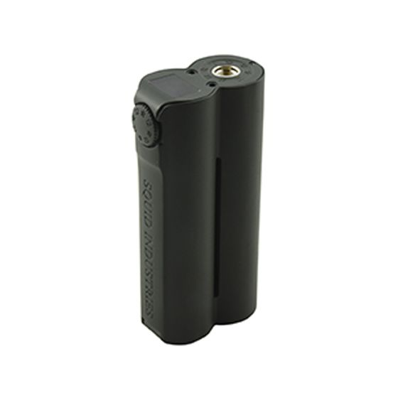 [Coming Soon] Squid Industries Double Barrel V3 150W VW MOD Color: Black Obsidian online shop