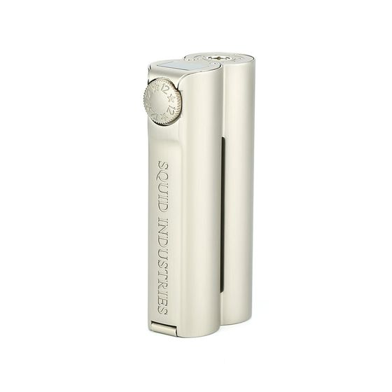 [Coming Soon] Squid Industries Double Barrel V3 150W VW MOD Champagne Grey original