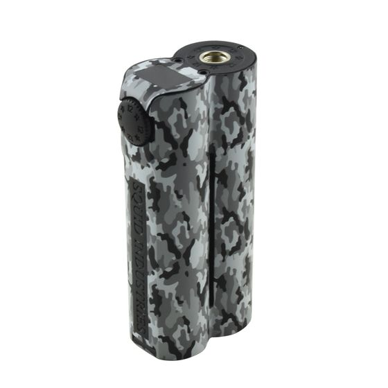 cheap [Coming Soon] Squid Industries Double Barrel V3 150W VW MOD Arctic Camo